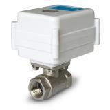 Кран с электроприводом AquaСontrol 220В 1
