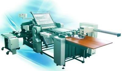 Фальцевальные машины JMD Superfold-780