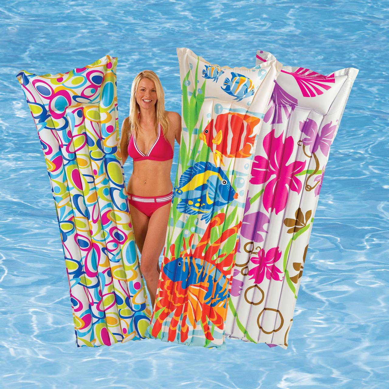 Надувной матраc The Wet Set (183 см) Intex 59720 - фото 1