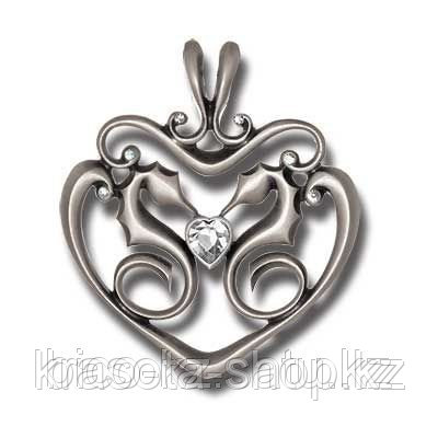 Подвеска CRISTALS (CR) STUBBORN HEART