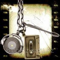 Подарочный набор Cassette kills vinyl