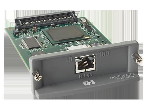 HP J7934G Сервер печати Jetdirect 620n Fast Ethernet