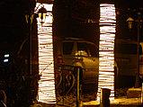 Лента диодная SMD 3014, 220 v, 120 диодов в пвх оболочке, фото 2
