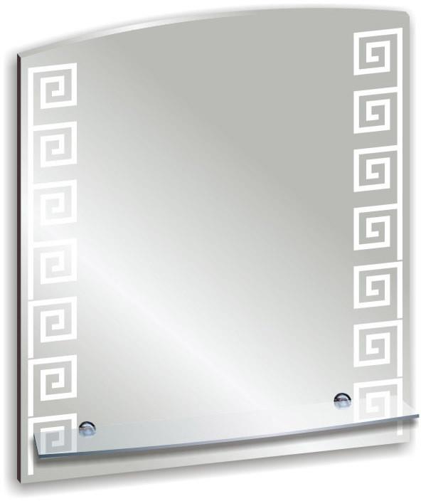 Зеркало Континент Гермес 535х620