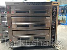 Шкаф пекарский промышленный 3-секционный газовый
