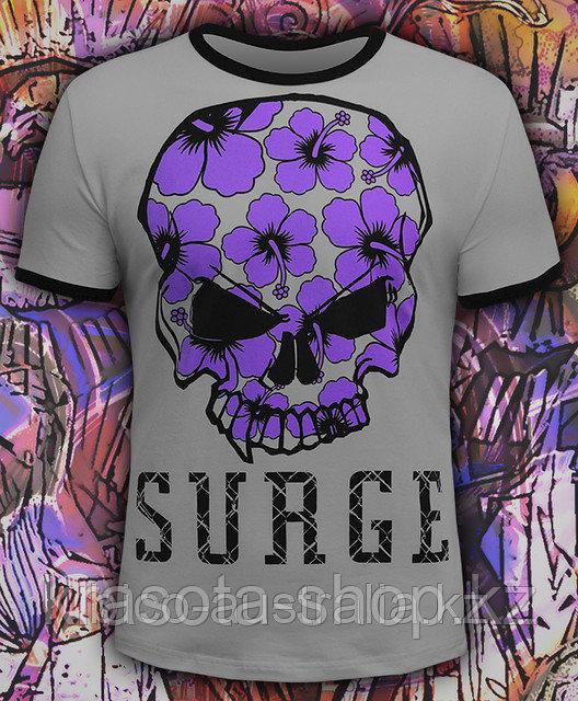 Футболка Surge (Светится в ультрафиолете)