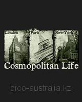 Футболка Cosmopolitan Life (Светится в темноте и ультрафиолете)
