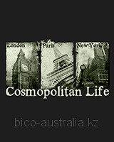 Футболка Cosmopolitan Life (Светится в темноте и ультрафиолете), фото 1
