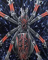 Футболка Cyber Spider (TOTAL-print)