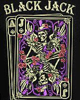 BLACK JACK (Светится в ультрафиолете), фото 1