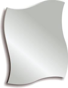 Зеркало Континент Камри 385х580