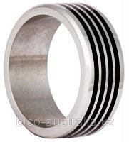 Кольцо из стали   VAPOR