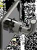 Крючок  Fixsen Square FX-93105 одинарный