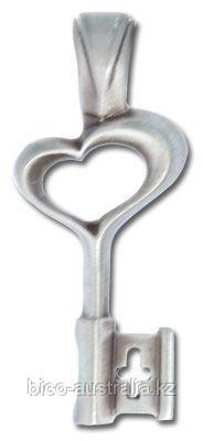 Подвеска Key de coeur
