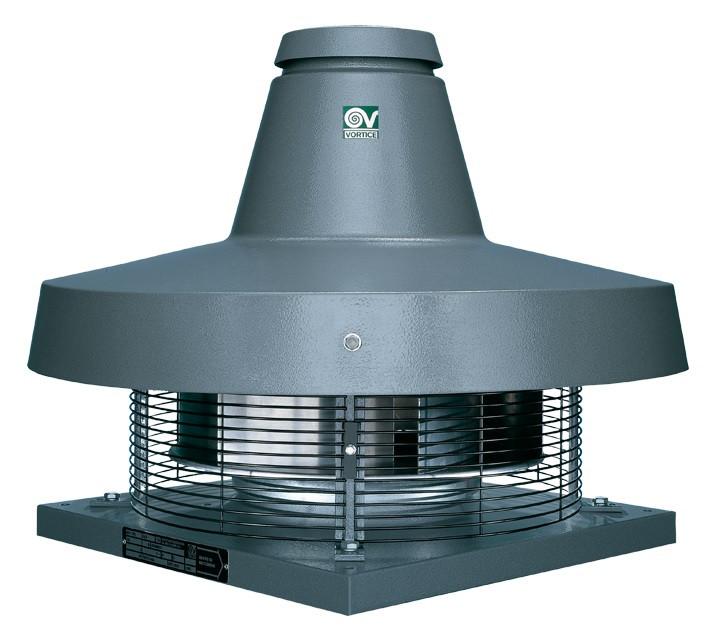 Вентилятор дымоудаления крышный TRM 15 E 4P