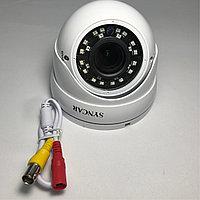 Купольная ворифокальная AHD камера 2mp Sy-263, фото 1
