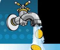 Приблизительный расход воды
