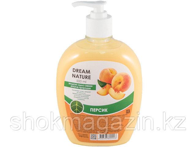 "Мыло жидкое персик ""Dream Nature"""