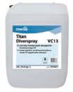 Кислотное моющее средство с низким уровнем пенообразования для CIP-мойки Diverspray VC13, арт 70003460