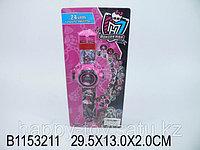 """Часы """"Monster High"""" В1153211"""