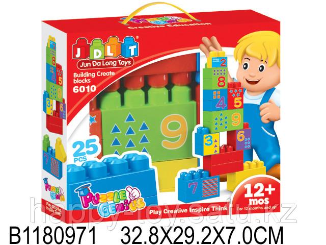 "Конструктор ""Puzzle genius"" В1180971"