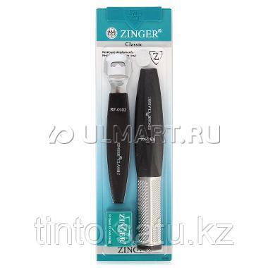 Zinger педикюрный набор 2 предмета