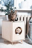 Уютный интерьер даже для кота