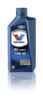 Моторное масло Valvoline All-Climate 10W40 1 литр