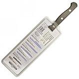 Нож кухонный ACE K305BN Utility knife пластиковая ручка, коричневый, фото 4