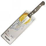 Нож кухонный ACE K305BN Utility knife пластиковая ручка, коричневый, фото 3