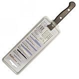 Нож кухонный ACE K3051BN Utility knife пластиковая ручка, коричневый, фото 5