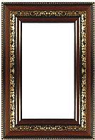 """Зеркало """"Континент"""" Бронкс 480х600, фото 1"""