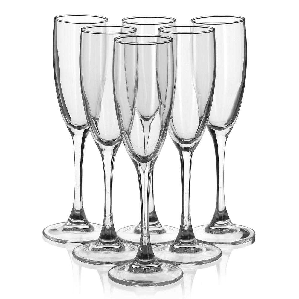 Набор фужеров для шампанского Luminarc Etalon Эталон - 6 шт  (170 мл)