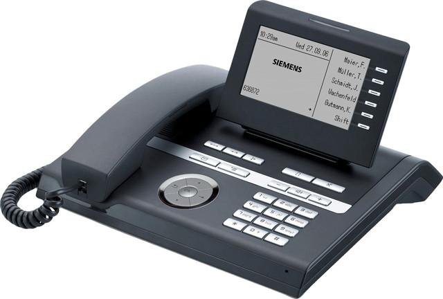 Телефоны серии OpenStage SIP