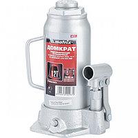 Домкрат гидравлический бутылочный 12 т, h подъема 230-465 мм MATRIX MASTER 50727 (002)