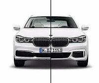 Обвес M для BMW G12 7 серия
