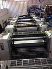 Sakurai Oliver 575 SDW+C б/у 2008г - пятикрасочная печатная машина, фото 2