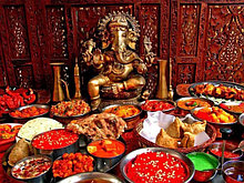 Продукты питания из Индии