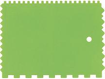 Шпатель для клея пластмассовый 130х170 мм зубчатый Сибртех 86018 (002)
