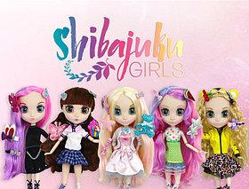 Куклы Шибадзуку (Шибаджуку)