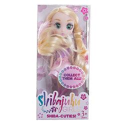 Shibajuku Girls Кукла Шизука, 15 см