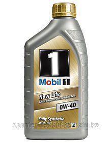 Моторное масло Mobil 1™ FS 0W-40 1 литр