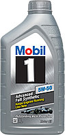 Моторное масло Mobil 1™ FS x1 5W-50 1 литр