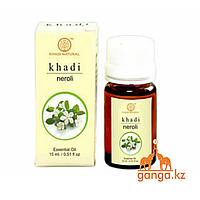 Натуральное эфирное масло Нероли (Essential Oil Neroli KHADI), 15 мл