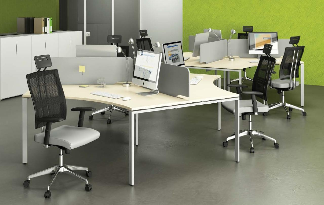 Стол совмещённый Workbench на 3х сотрудников
