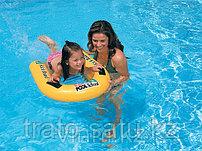 "Надувной плот ""Школа плавания"" Intex"