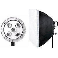 Постоянный свет Godox TL-5 софтбокс 80*120