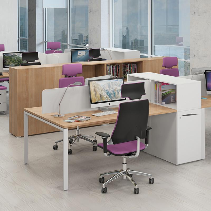 Стол совмещённый Workbench на 2х сотрудников
