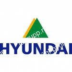 Вал карданный 81Z1-20021 (центральный) Hyundai SL763, SL765