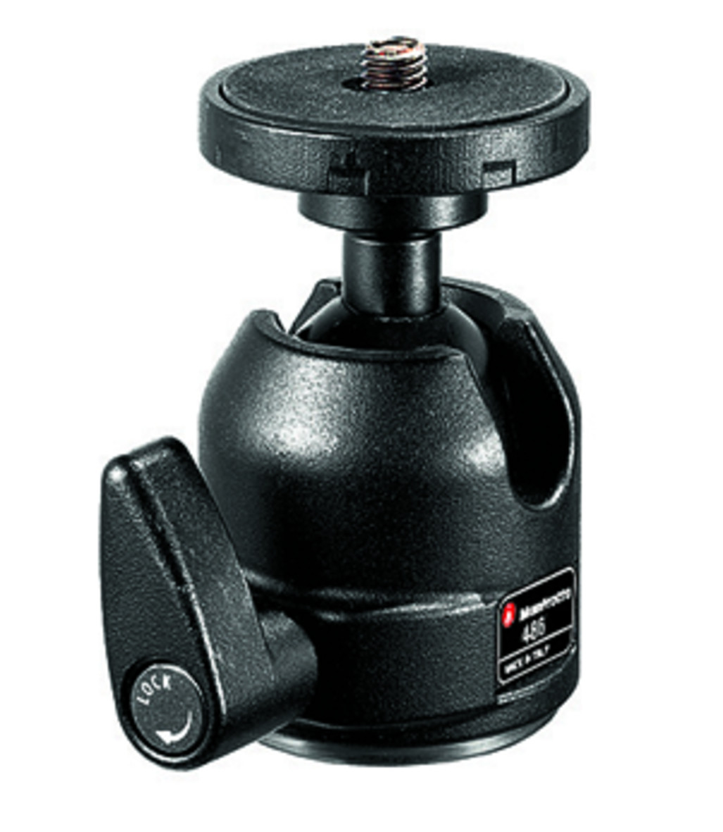 Голова для штатива Manfrotto 486